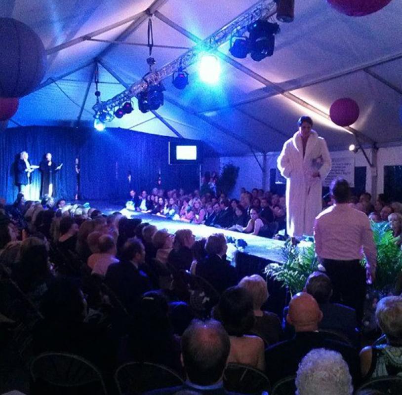 Healing Consciousness Foundation Fashion Show